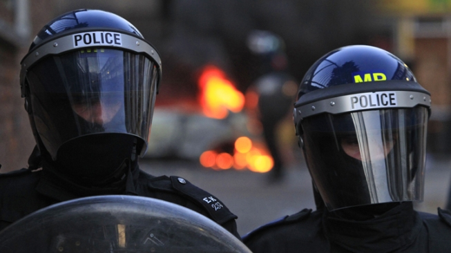 Social Media, BBM Play Central Role in London Riots