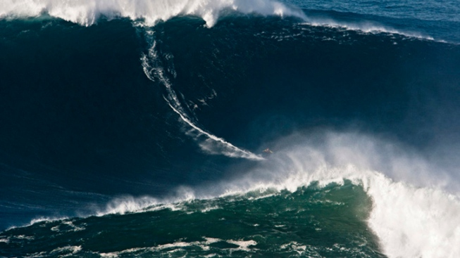 Gnarly! Surfer Rides into Guinness World Records