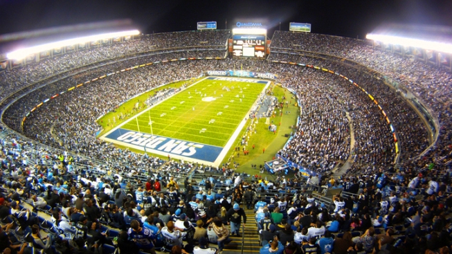Man Stabbed after Chargers Game