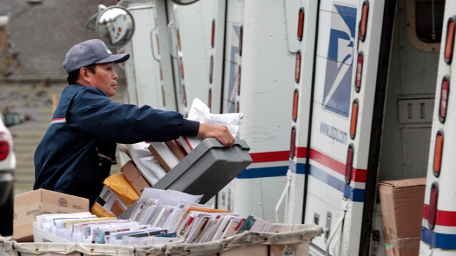 Postal Service Considers Ending Door-to-Door Mail Delivery
