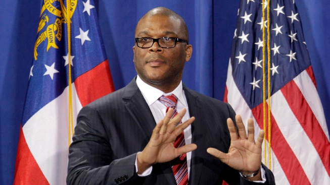 Tyler Perry Says He Was Victim of Racial Profiling