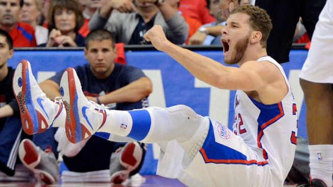 Clippers Swept By Spurs, Go Down Fighting 102-99