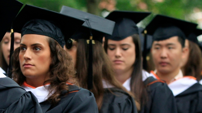 Calif. Graduation Rates Improving