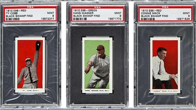 Rare Early Baseball Cards Found In Attic May Be Worth