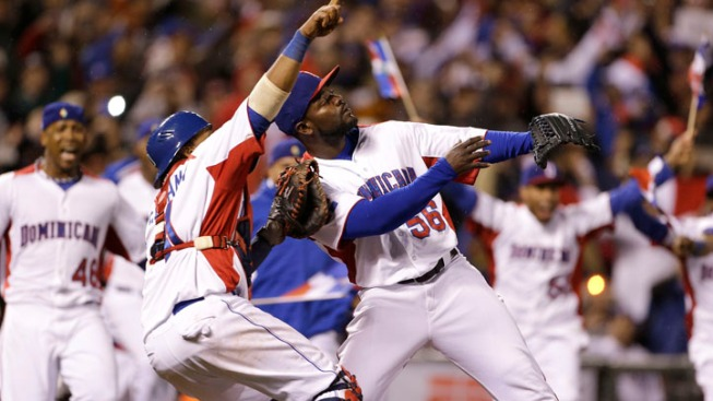 Unbeaten Dominicans Win World Baseball Classic 3-0