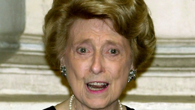 Former Rep. Lindy Boggs of Louisiana Dies at 97