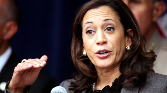 Kamala Harris Urges Democrats to Lead Political Change