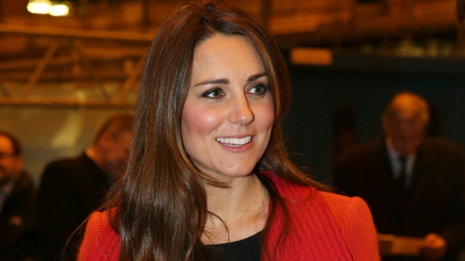 """Pregnant Duchess Kate Says Due Date Is Mid-July, but """"Babies Have Their Own Agenda"""""""