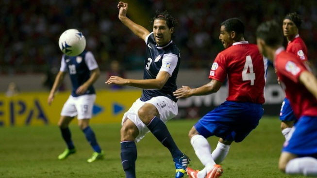 Costa Rica Beats U.S. 3-1 in World Cup Qualifying