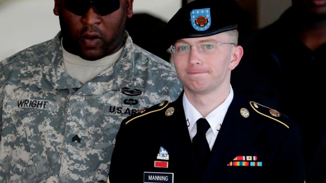Bradley Manning Supporters Gather to Celebrate Verdict