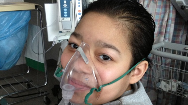 Mom of Child in Need of Lung Transplant: We Just Want Him to Have a Fighting Chance