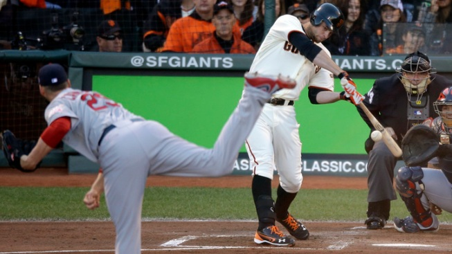 Giants Beat Cardinals 6-1 to Force NLCS Game 7