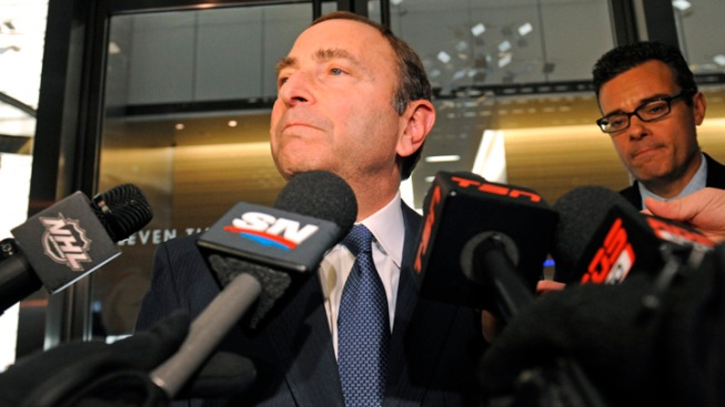 NHL Lockout Talks Break Off Again with Frustration