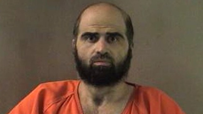 Fort Hood Shooter Forcibly Shaved in Prison