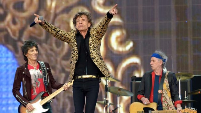 Rolling Stones to Resume Tour in May