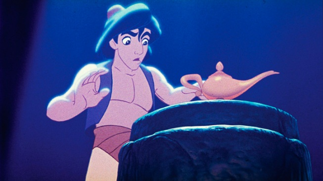 "Disney's ""Aladdin"" to Sweep Into Broadway"