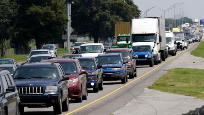 Traffic Worsens as Economy Improves