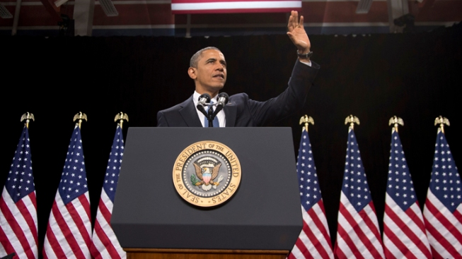 "Obama: ""Now's the Time"" for Immigration Reform"
