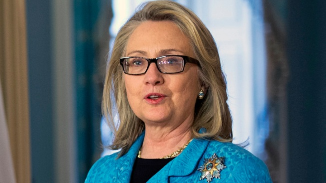 Hillary Clinton Headlines NY Women's Conference, Doesn't Offer Clues on Future