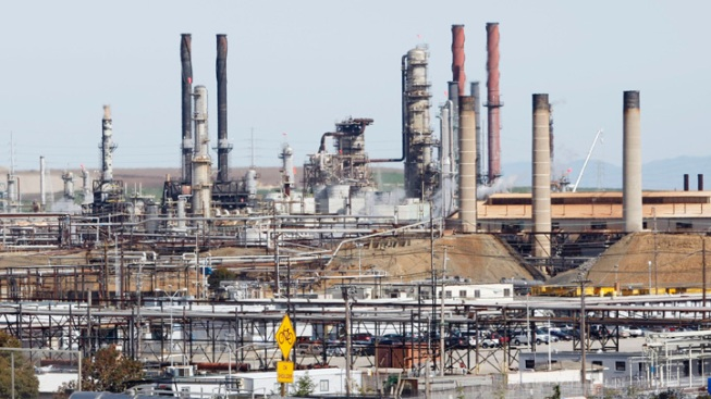Chevron Pays $10M Following Refinery Fire