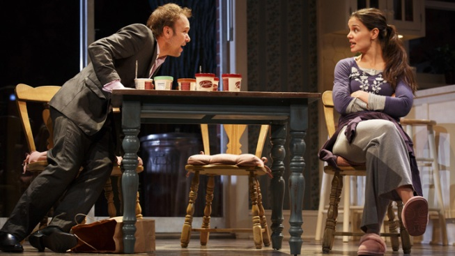 Katie Holmes' Broadway Run Cut Short, Dead Accounts to Close Early