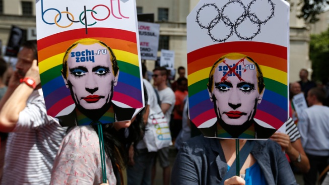 Entertainment World Leads Outcry Against Russia