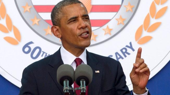 Obama Marks 60th Anniversary of Korean War Armistice