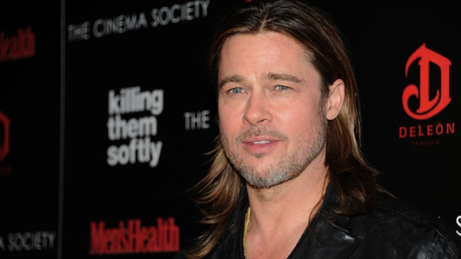"Brad Pitt's Tweet to China: ""Yup, I'm Coming"""