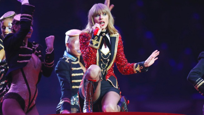 2012 MTV European Music Awards: Justin Bieber, Taylor Swift and One Direction Win Big