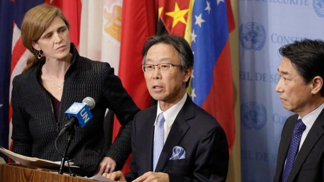 U.N. Pledges New Sanctions on North Korea After Rocket Launch