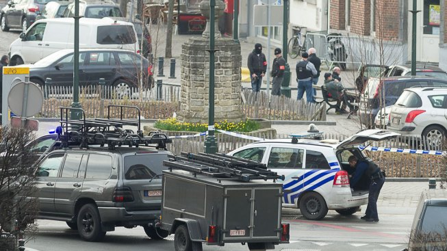 Brussels Raid: ISIS Flag Found, Dead Suspect ID'd
