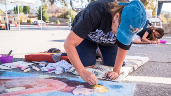 Gold Country Creative: ARTober in Oakhurst
