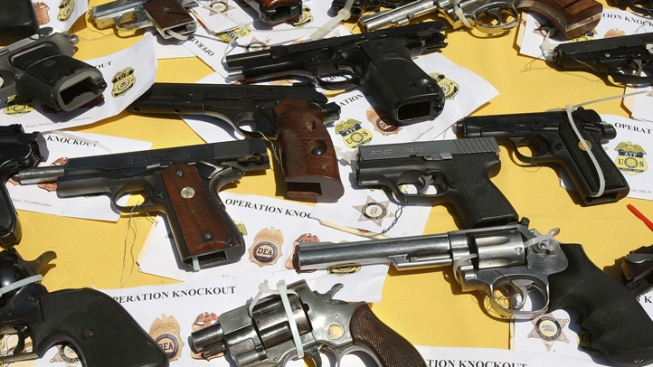 "20,000 Calif. Gun Owners ""Ineligible"" To Own Firearms"