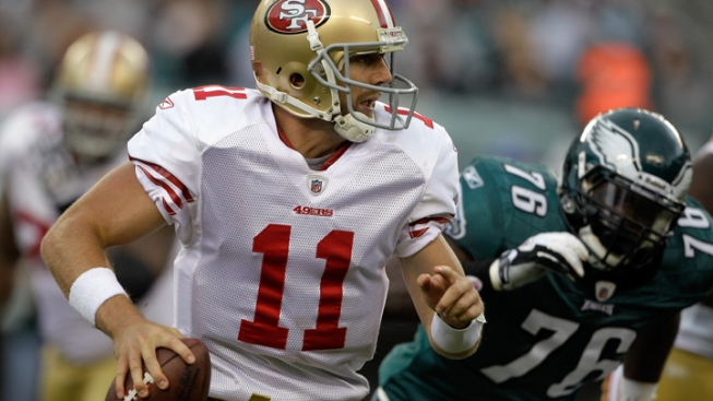 Alex Smith: '(My Deal) Will Get Done'