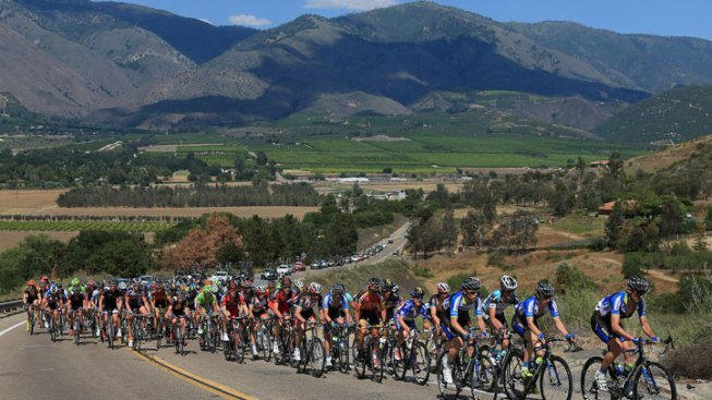 "Bomb Scare ""Ruins"" Amgen Festivities in Livermore"