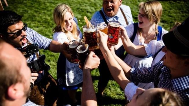 Fairfield Fall: Anheuser-Busch Oktoberfest