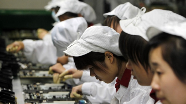 Second Apple Supply Factory in China Accused of Abuse