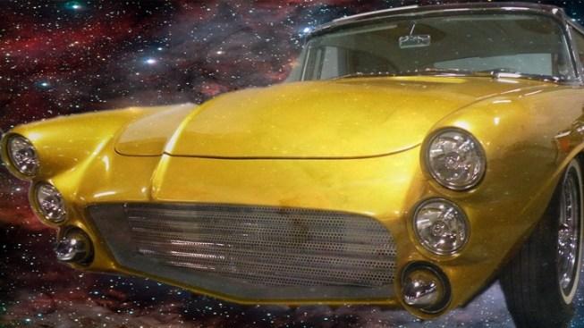 'Car Trek' Lands in Sacramento