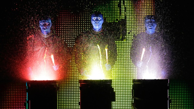 Blue Man Group Lawsuit Heads to S.F.
