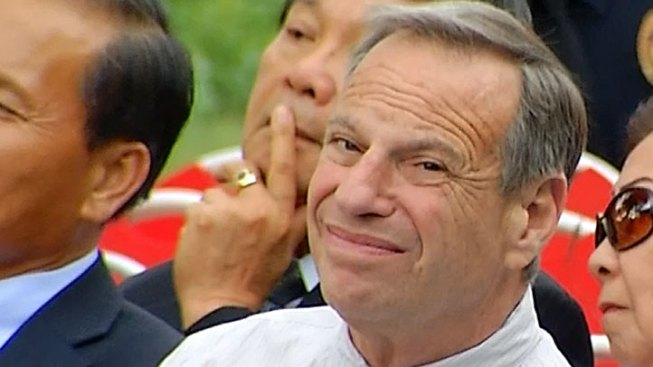 Woman Claims San Diego Mayor Bob Filner Tried to Kiss Her