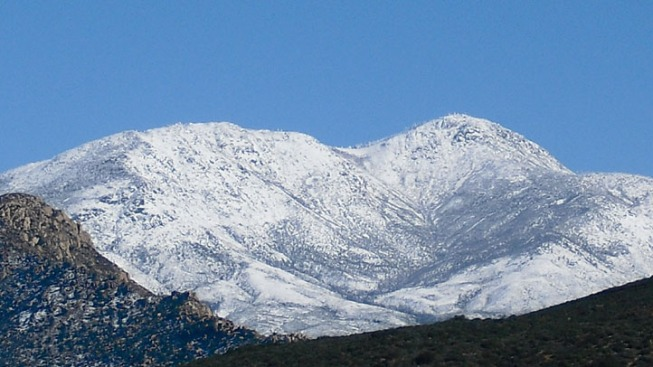 This Year's Snowpack is Best in Years