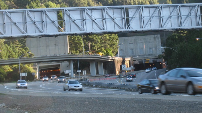 New Caldecott Tunnel Bore Not For Commuters