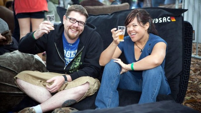 Foamy Confab: California Beer Festival