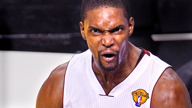 Bosh Withdraws from Olympics to Rehab Injury