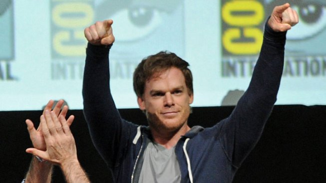 """Dexter"" Says Farewell to Fans at Comic-Con"