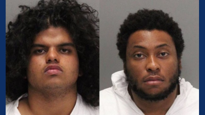 Deputies Arrest Pair Caught Fleeing After Cupertino Home Invasion Robbery
