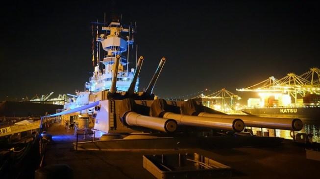 Rare Chance: Spend the Night on the USS Iowa