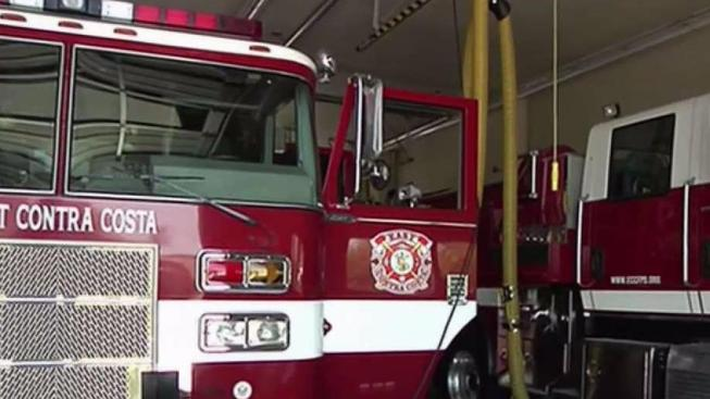 Man Dies, Woman Escapes House Fire in Bay Point