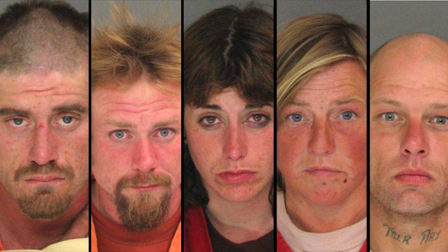Five Arrested in Stoning Death of Homeless Santa Cruz Man