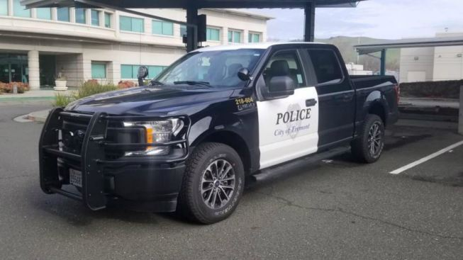 Fremont Police Purchase F-150 Trucks as Patrol Vehicles